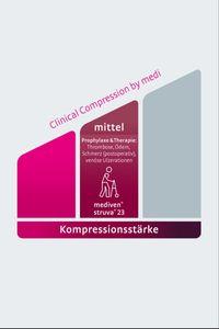 Clinical Compression mittel medi