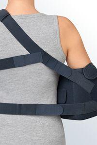 SAS comfort Schulterabduktionsschiene von hinten medi
