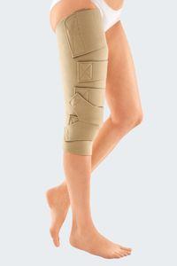 Circaid juxtafit essentials leg Oberschenkel mit Knie