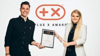 Gewinner Plus X Award für medi vision