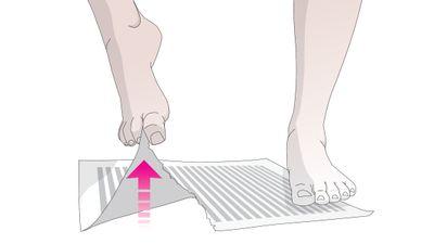 Übungen bei Fußfehlstellungen