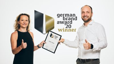 German Brand Award 2020 medi vision