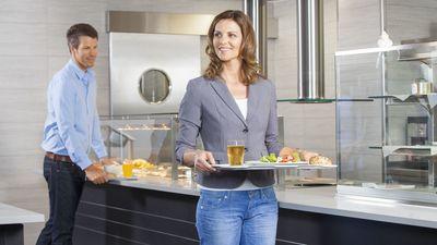Gesunde Ernährung am Arbeitsplatz