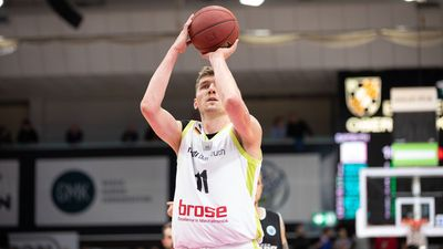 medi bayreuth basketball Andreas Seiferth
