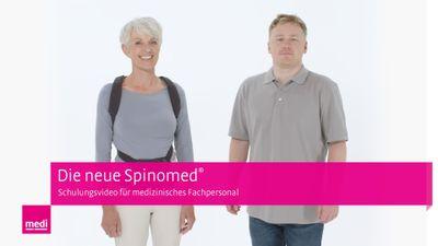 Spinomed: Anleitungsvideo für Techniker