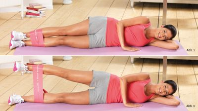 Übungen bei Gonarthrose