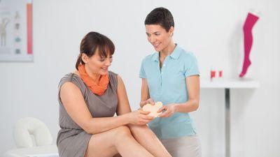 Pelotten und Lymphpads: Lösungen für die optimale Druckverteilung und mehr Komfort
