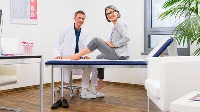 Informationen zur Wundtherapie mit medi