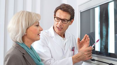 Doctor for osteoporosis