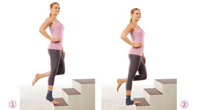 Exercises for achillodynia