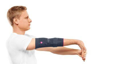 Exercises for tennis elbow / golfer's elbow