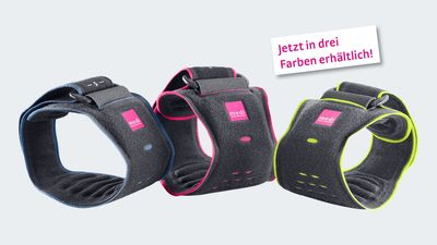 Elbow straps from medi