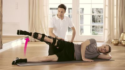 Exercises for cruciate ligament tear