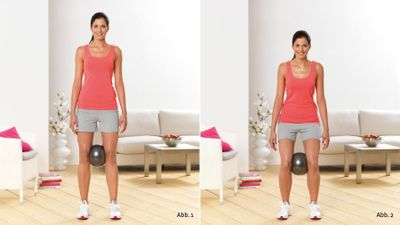 Exercises for patellofemoral pain syndrome