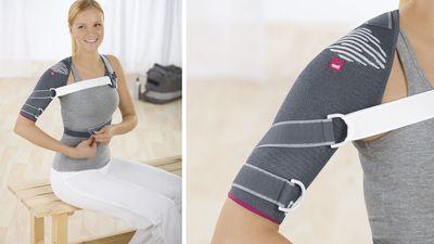 Shoulder soft supports from medi