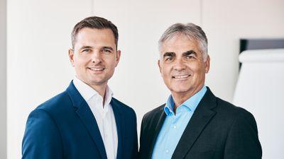 Philipp Schatz und Hans Wittmann