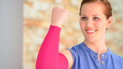 Christine Raab, Lymphödem Patientin Erfahrungen