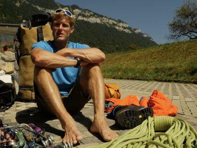 Stephan Siegrist Utensilien für eine Expedition