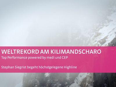 Top Performance powered by medi und CEP