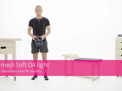 medi Soft OA light – Instruction video for patients