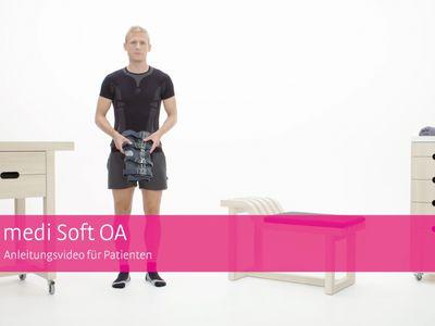 medi Soft OA - Anleitungsvideo für Patienten