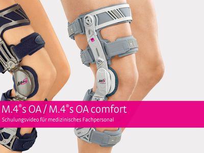 M.4®s OA / M.4®s OA comfort - Schulungsvideo für medizinisches Fachpersonal
