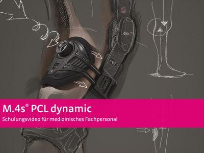 M.4s PCL dynamic – Schulungsvideo für medizinisches Fachpersonal