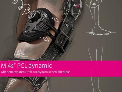 M.4s® PCL dynamic – Mit dem exakten Dreh zur dynamischen Therapie