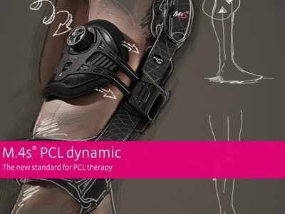 M.4s® PCL dynamic – The new standard for PCL therapy