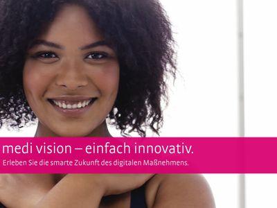 medi vision – einfach innovativ