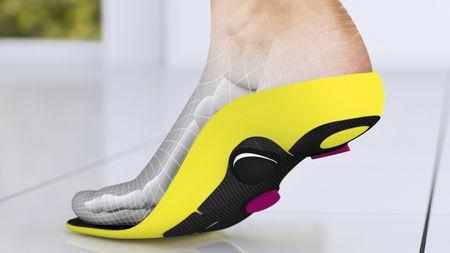 Einlage Schuh