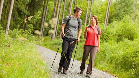 Mit Wandern fit bleiben