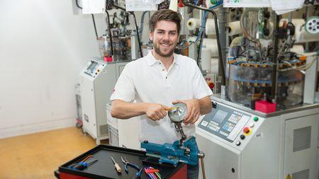 Ausbildung Maschinen- und Anlagenführer