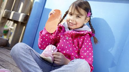 igli carbon insoles for children