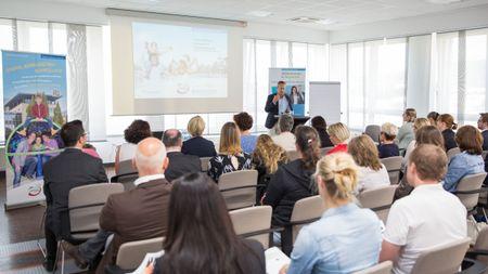 medi event seminar workshop family and job career