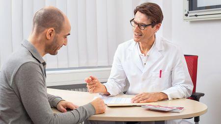 Médicos e terapeutas