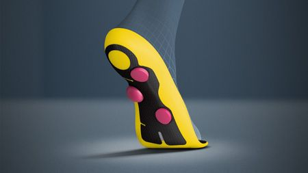 Orthopaedic insoles from medi
