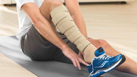 lower limb compression garments