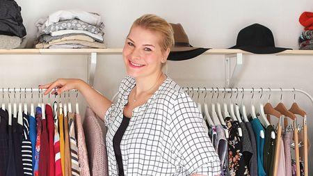 Lipödem-Patientin und Mode-Bloggerin Caroline Sprott