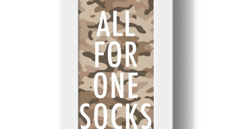 2-ITEM-m-6-Charity-ALL-FOR-ONE-SOCKS