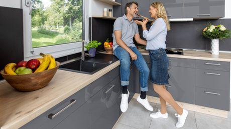 Kompression-Image-Paar-Küche-M-377501