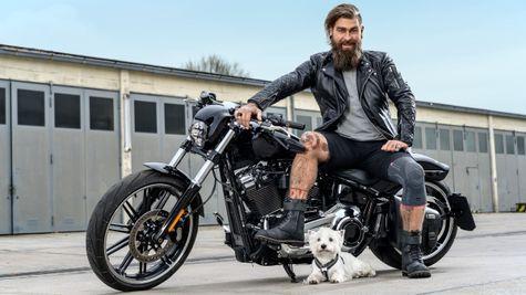 Genumedi Stabil Soft Biker Dog