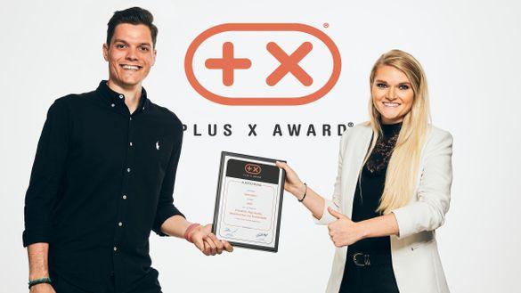 Gewinner Plus X Award