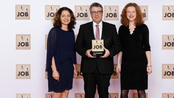 Top Job Award 2020