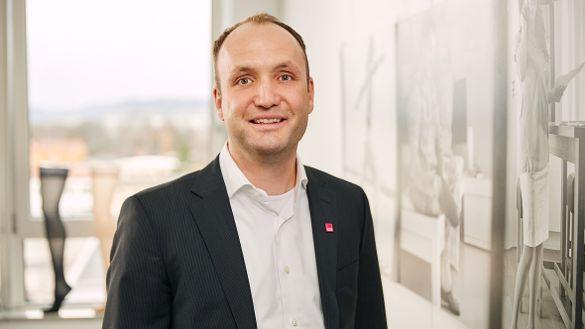 Christoph Schmitz, Head of medi Marketing Medical and Innovation Lab