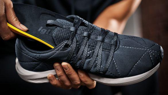 igli Carbon-Einlagen: dynamische Unterstützung für Ihre Füße