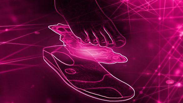 CAD Fräsrohlinge auf Basis von dynamischen oder statischen Darstellungen des Fußes