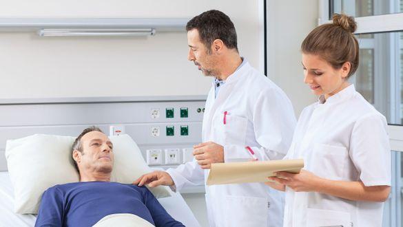 Medizinische Patientenhygiene