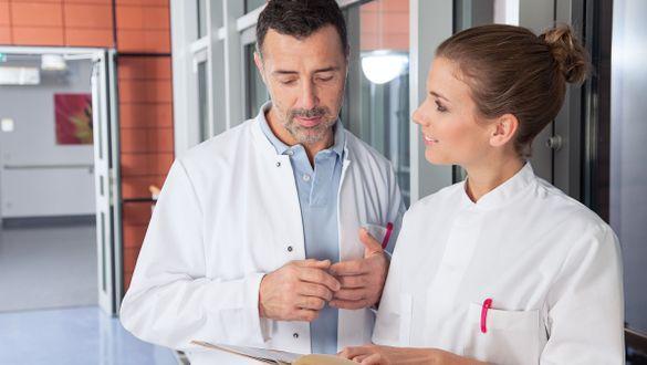 Stipendien für junge Ärztinnen und Ärzte von medi