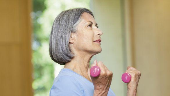 Gezieltes Krafttraining für die Muskeln